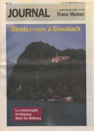 Journal Franz Weber 48