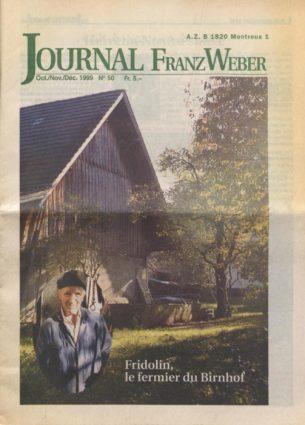 Journal Franz Weber 50