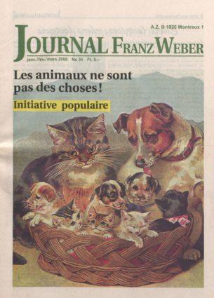 Journal Franz Weber 51