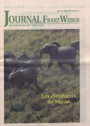 Journal Franz Weber 55