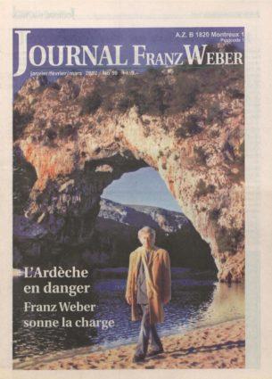 Journal Franz Weber 59
