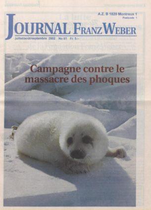 Journal Franz Weber 61