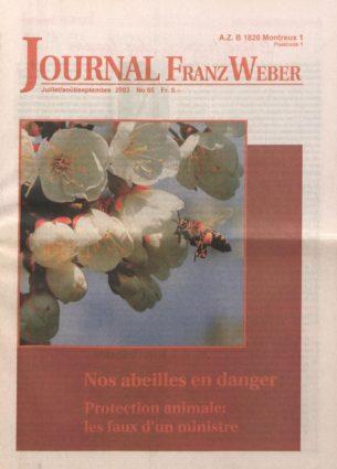 Journal Franz Weber 65
