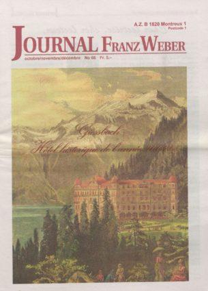 Journal Franz Weber 66