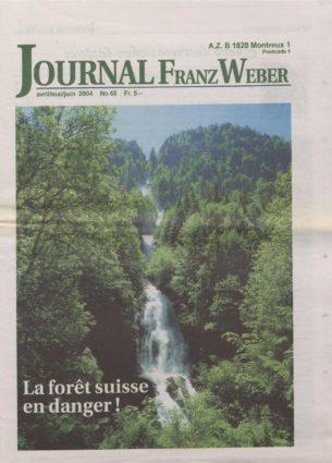 Journal Franz Weber 68
