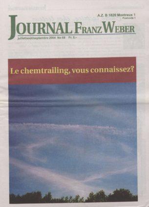 Journal Franz Weber 69