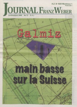 Journal Franz Weber 72