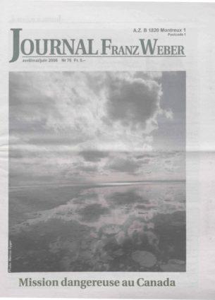 Journal Franz Weber 76
