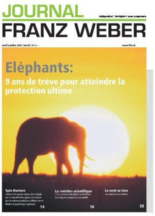 Journal Franz Weber 80