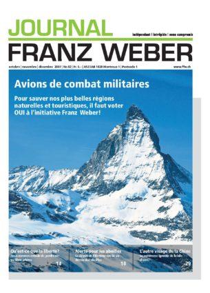 Journal Franz Weber 82