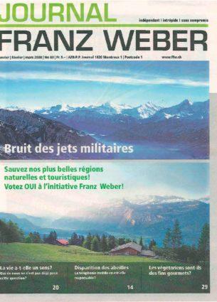 Journal Franz Weber 83
