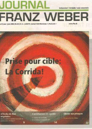 Journal Franz Weber 84