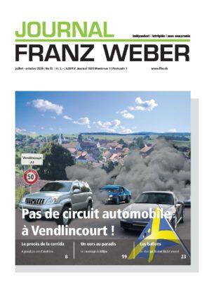 Journal Franz Weber 85