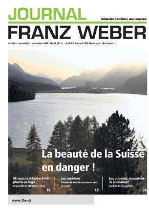 Journal Franz Weber 86