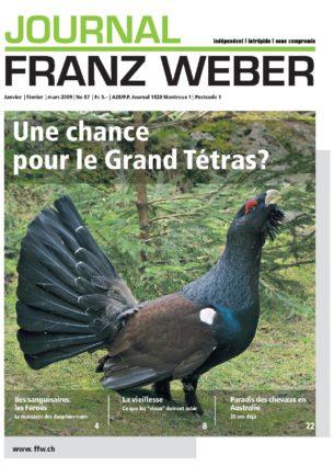 Journal Franz Weber 87
