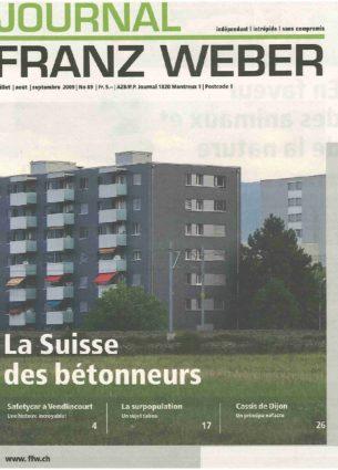 Journal Franz Weber 89