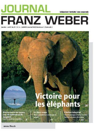 Journal Franz Weber 91