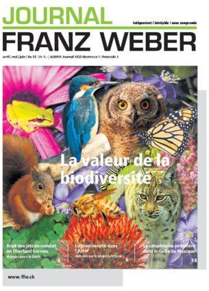 Journal Franz Weber 92