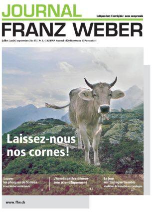 Journal Franz Weber 93