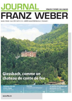 Journal Franz Weber 95