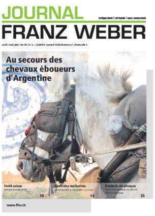 Journal Franz Weber 96