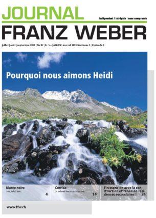 Journal Franz Weber 97
