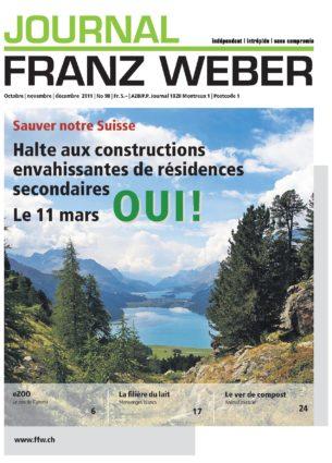 Journal Franz Weber 98