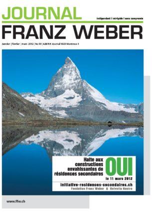 Journal Franz Weber 99