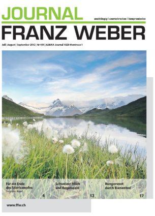 Journal Franz Weber 101