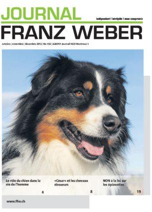 Journal Franz Weber 102