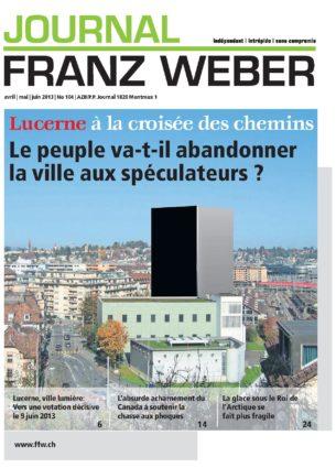 Journal Franz Weber 104