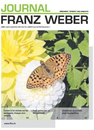 Journal Franz Weber 105