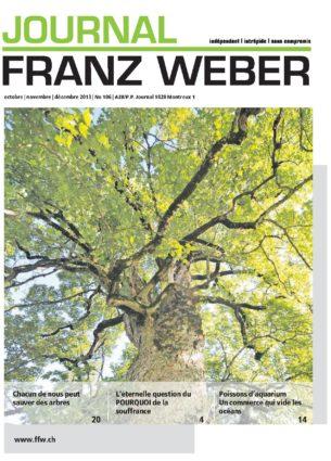 Journal Franz Weber 106