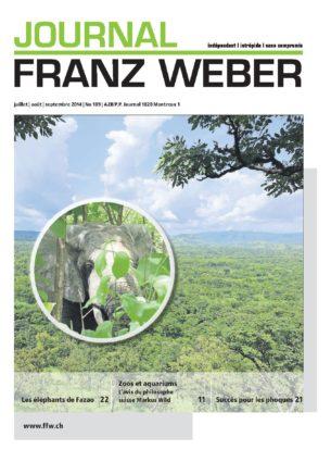 Journal Franz Weber 109