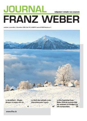 Journal Franz Weber 110