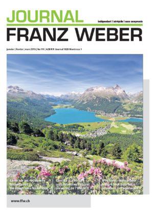 Journal Franz Weber 111