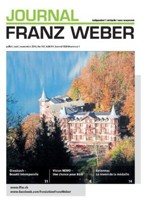 Journal Franz Weber 113