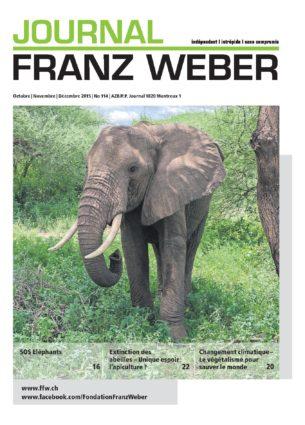 Journal Franz Weber 114