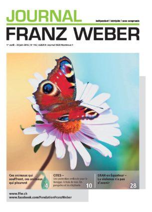 Journal Franz Weber 116