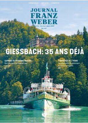 Journal Franz Weber 127