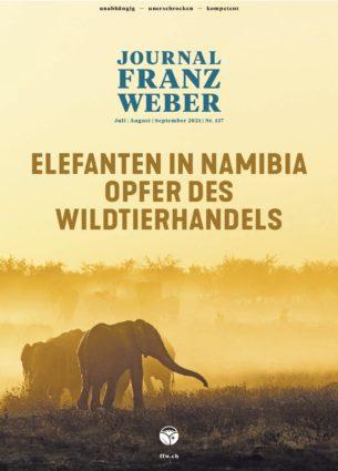 Journal Franz Weber 137